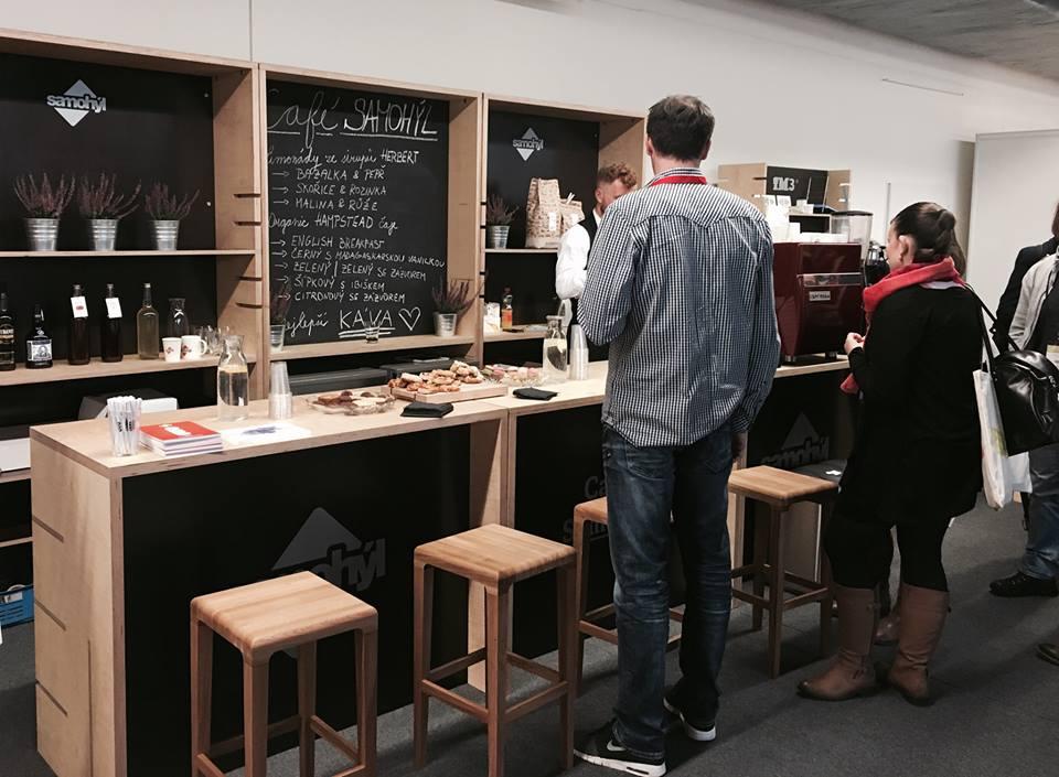 Kávový catering BVV - 2016